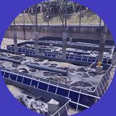 生物絮团对虾养殖案例二