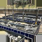 生物絮团对虾养殖案例一